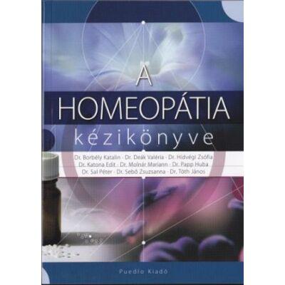 A homeopátia kézikönyve